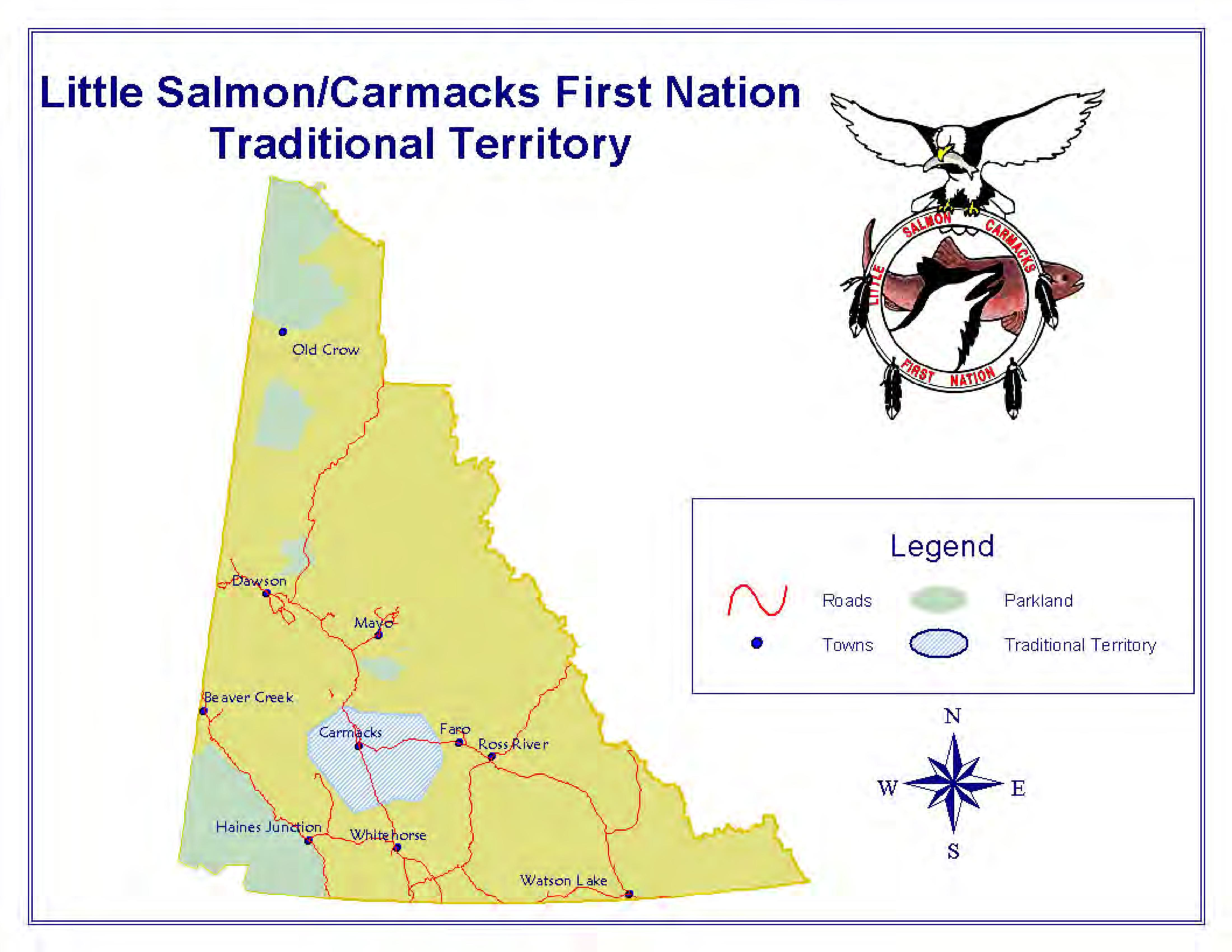 LSCFN Traditional Territory